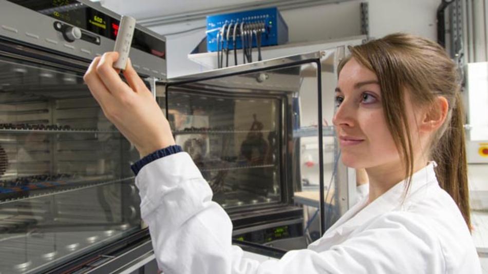 Eine neue Klasse von Festelektrolyten für die Feststoffbatterie von morgen: kristallin, aber in der Ionenbeweglichkeit ähnlich wie Flüssigelektrolyte.