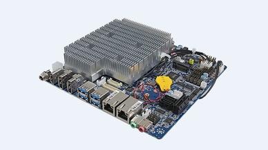 TRS-Star vertreibt Thin-Mini-ITX Motherboards der EMX-Serie von avalue.