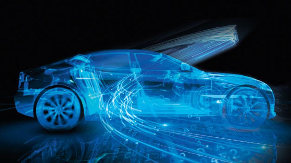 Für eine reibungslose Kommunikation der elektronischen Systeme im Auto sorgen die Bussysteme. Das ist für Elektrofahrzeuge besonders wichtig.