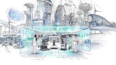 Krankenhaus Digitalisierung