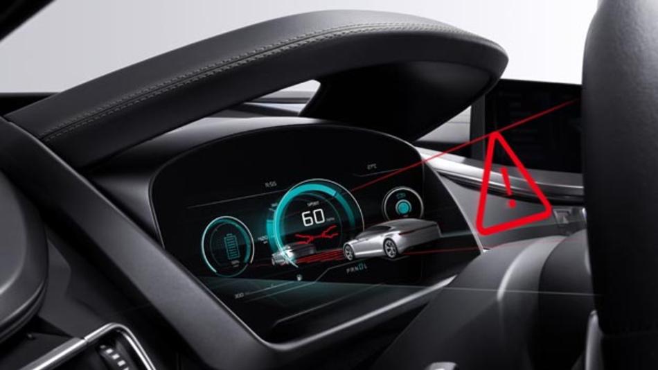 Displays wandeln sich von Anzeige- in Interaktionssysteme. Dem trägt Bosch mit dem 3D-Display Rechnung.