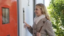 Indexa Komponenten für die Türsprechanlage