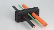 Kabeldurchführungssystem CablefixOne von Lütze