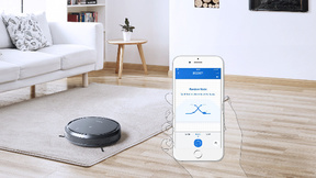 Saugroboter Smartphone App