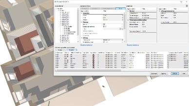 Heizlastberechnungs-Software