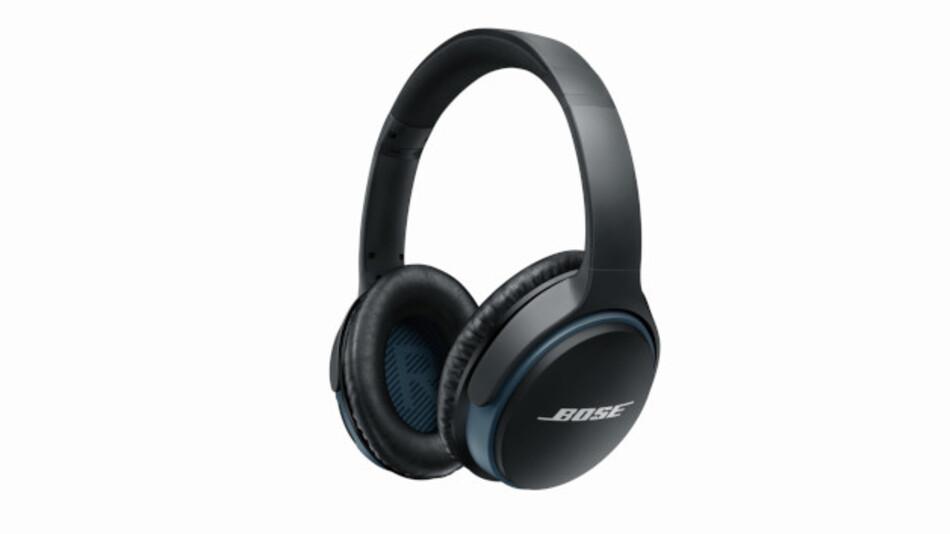 1. Preis: Bose SoundLink around-ear kabellose Kopfhörer, schwarz