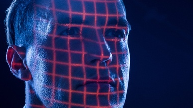 Biometrische Gesichtserkennung