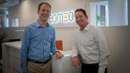 Henning Mayer von Acmeo mit Michael Gutsch von Sophos