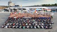 Eindrücke von der 'Formula Student Germany 2019'
