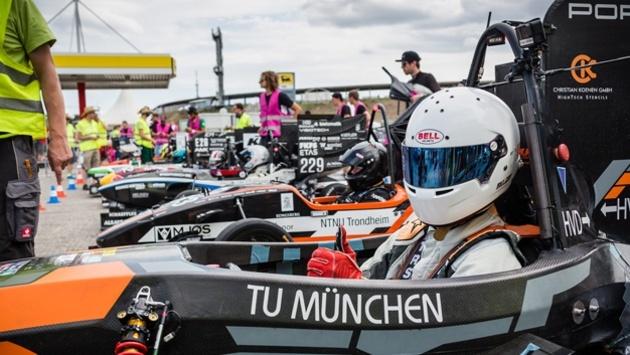 Formula Student Germany 2019 Deutsche Rennboliden beweisen sich am Hockenheimring