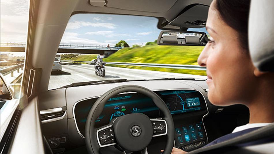 Bei höheren Automatisierungsstufen im autonomen Fahren verändern sich die Fahrterätigkeiten.