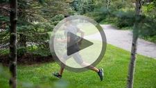 Roboter-Anzug Smartes Exosuit für schnelleres Gehen und Laufen