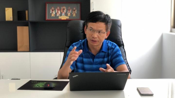 Zhou Aijun, DKE: »Im Bereich IoT wird sich das Potenzial von E-Paper-Displays noch deutlich weiter ausbreiten.«