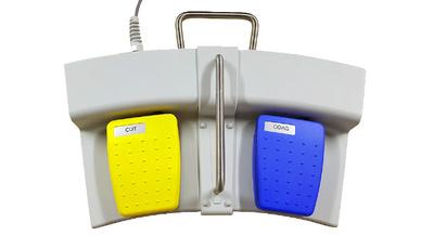 2-pedaligen Fußschalter für die Hochfrequenz-Chirurgie