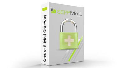 Seppmail Datenverschlüsselung Security