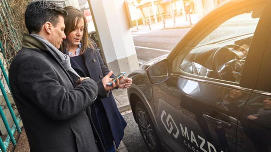 Mazda zieht sich aus Carsharing-Kooperation zurück.