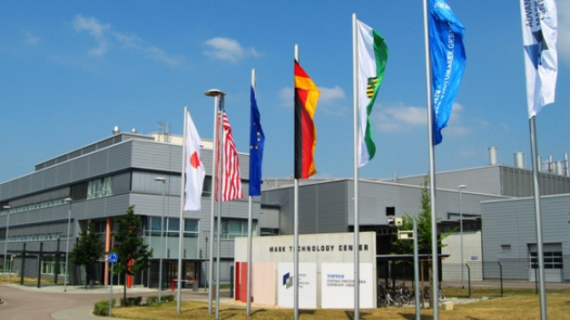 Das Advanced Mask Technology Center AMTC  in Dresden.