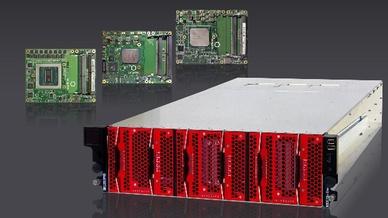 Standardisierte Prozessormodule von congatec