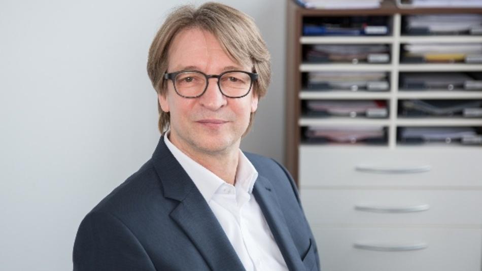 Wolfgang Schulz, Gründer und Geschäftsführer von Wetec.