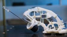 Additive Fertigung Medizin-Roboter aus dem 3D-Drucker