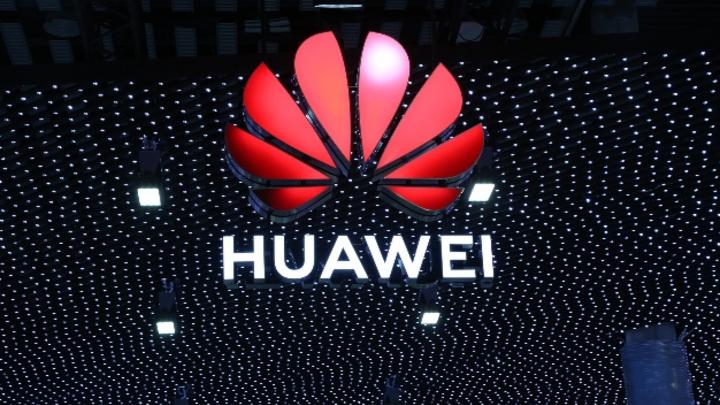 Logo von Huawei Technologies
