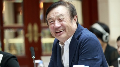 Ren Zhengfei, Gründer von Huawei