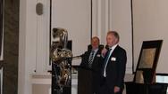 Zur Feier des Tages hielt Wolfgang Koch, Bürgermeister der Stadt Bünde, eine Rede.