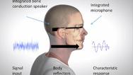 biometrische Authentifizierung per Körprschall