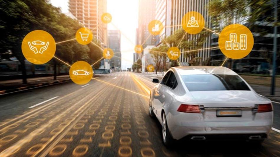 Mit »Earn as you ride« verdienen Autofahrer Guthaben, wenn sie ihre Daten teilen. Durch den Anreiz für die Fahrer bekommen Autohersteller mehr Daten für Services.