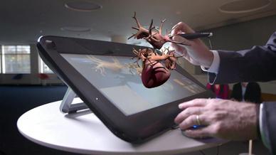 Das virtuelle Herz verbessert die Operationschancen