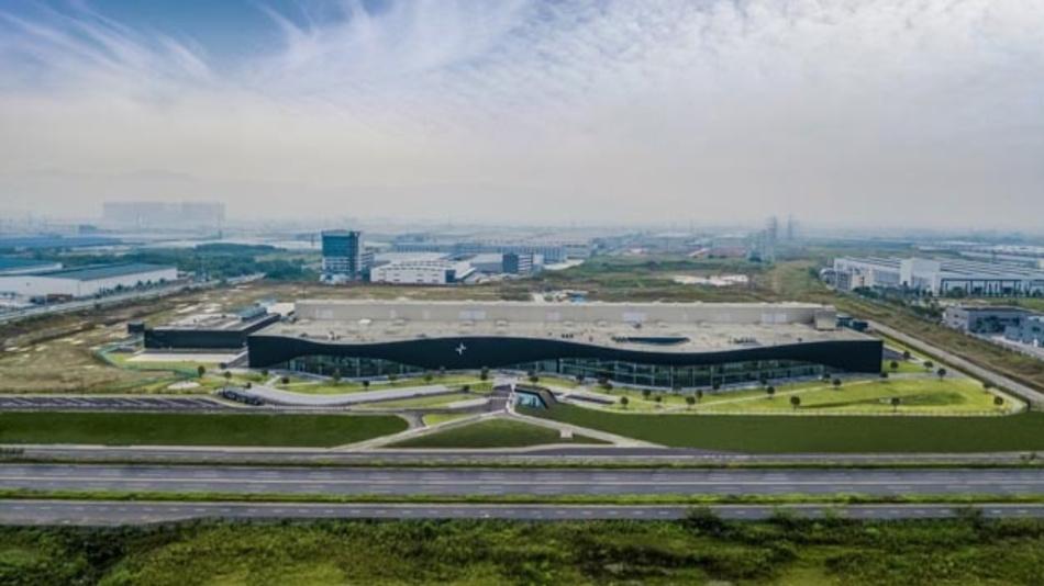 Mit dem neuen Produktionszentrum im chinesischen Chengdu will Polestar Maßstäbe in der Fertigung von Elektrofahrzeugen setzen.