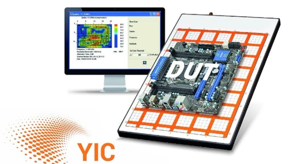 EMScanner von YIC-Technologies im Vertrieb von Datatec.