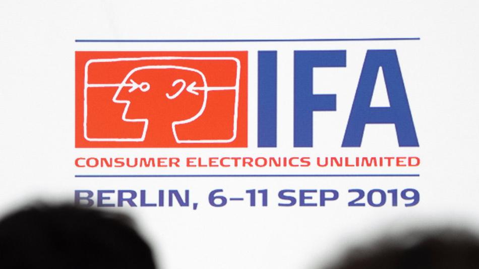 Die IFA beginnt am 6. 9. 2019 in Berlin.