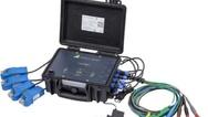 Der PQ5000 MOBILE prüft die Qualität und die Verfügbarkeit der elektrischen Energieversorgung.