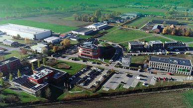 D.velop Campus Arbeitswelt Economy Sharing