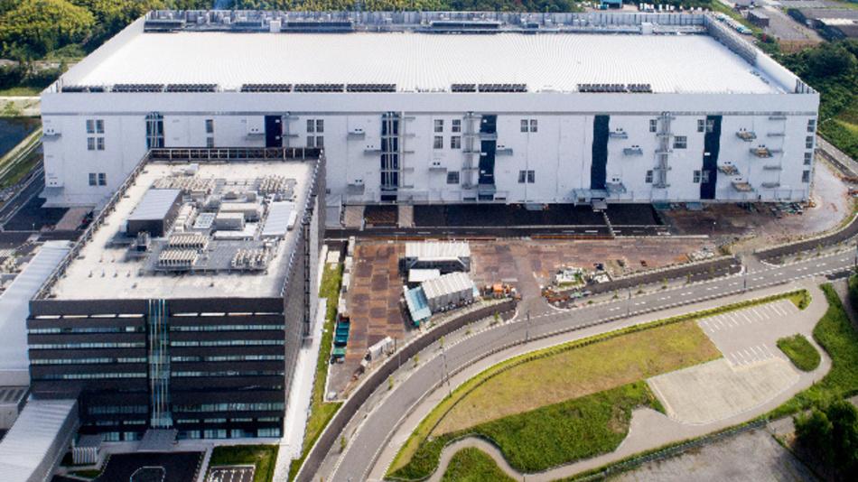 Am Standort Yokkaichi in Japan betreiben Toshiba Memory und Western Digital ein Joint-Venture für die Fertigung von NAND-Flash-Speichern.