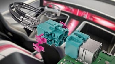 Die OSR Enterprises AG und Rosenberger werden ihre Zusammenarbeit erweitern und die neuen Hochgeschwindigkeits-Steckverbinder, -Kabel und -Kabelbäume von Rosenberger in OSRs zentrale Fahrzeug-Computerplattform Evolver integrieren.