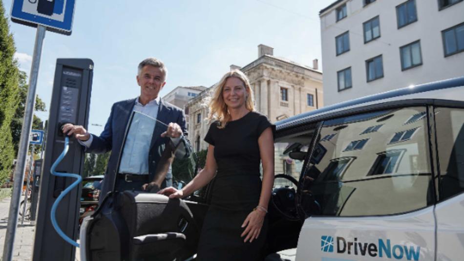 Die Landeshauptstadt München und BMW setzen sich für innovative und emissionsfreie Mobilität ein.