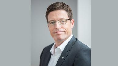 Der neue Weidmüller-Vertriebsvorstand Dr. Timo Berger.