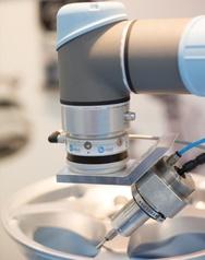 Intelligenter Roboter für die Oberflächenbehandlung