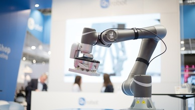 Intelligenter Roboter-Arm