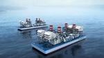 »SeaFloat«-Kraftwerke für New York