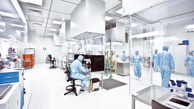 First Sensor beschäftigt rund 1.000 Mitarbeiter.