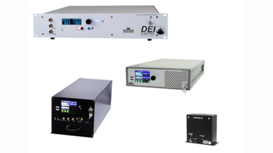 Die Laserdiodentreiber von Directed Energy gibt es künftig bei Digi-Key.