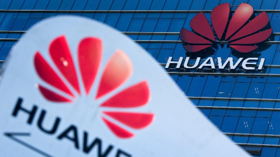 Huawei stellt Smartphone-Chip mit eingebautem 5G-Modem vor.