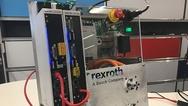 Demo-Applikation der Steuerung ctrlX Automation von Bosch Rexroth