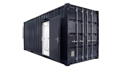 DC-IT Container der Data Center Group