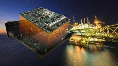 Die neuen Embedded-Edge-Computerplattformen sind für erweiterte Temperaturbereiche ausgelegt.