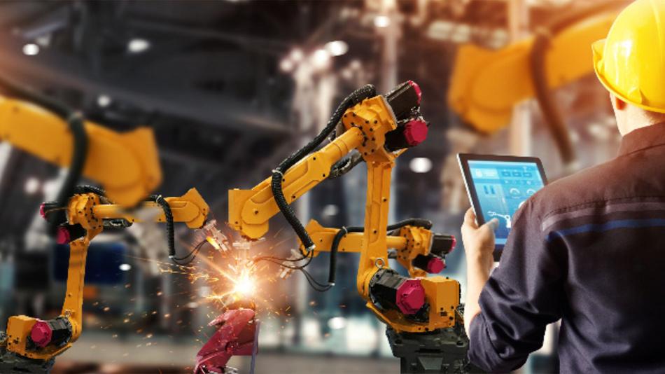 Die Robotik ist eine der möglichen Anwendungen für 5G in der Industrie.