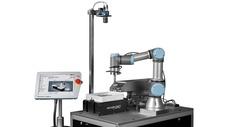 Bildverarbeitung Schüttgut-Bauteile sicher greifen